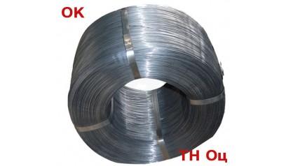 Проволока оцинкованная ОК ТН d2.5 700кг или 5*200кг