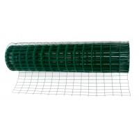 Сетка сварная оцинкованная с полимерным покрытием 50*50 d2.5 (1.5*20м)