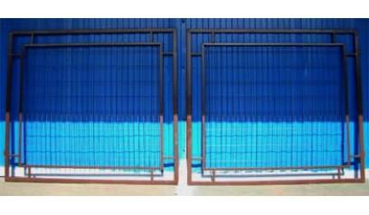 Ворота Стандарт сварная сетка 1.5*3м
