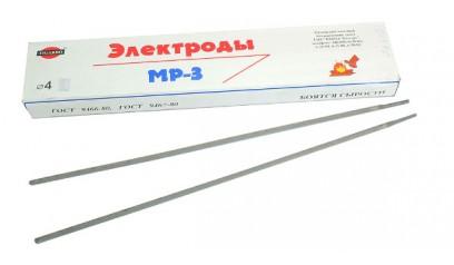 Электроды TIGARBO МР-3С (5кг) d4