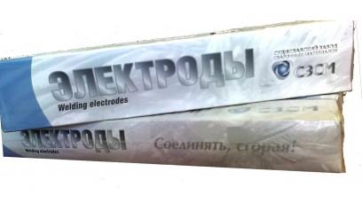 Электроды СЗСМ УОНИ 13/55 d4 5кг
