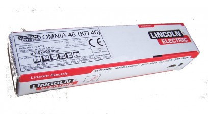 Электроды Lincoln Electric Omnia 46 (6.5кг) d4