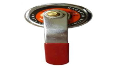 Клемма заземления магнитная 200А