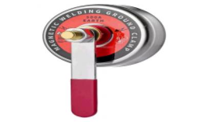 Клемма заземления магнитная 500А