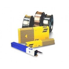 Расходные сварочные материалы (электроды и сварочная проволока)