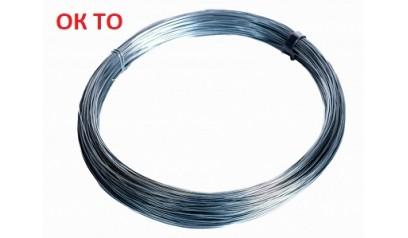 Проволока ОК ТО черная вязальная d3 моток 2.5кг