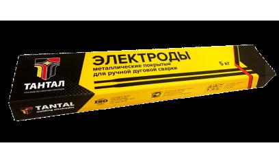 Наплавочные электроды Танатал Т-590 (5кг) d5