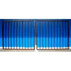 Ворота Решетка 3.4*1.5м