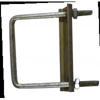 СК Крепеж для сетки скоба металл 50*50мм